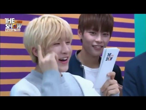 [ENG SUB] The Show - Live Chatting with KNK and ASTRO (160322)
