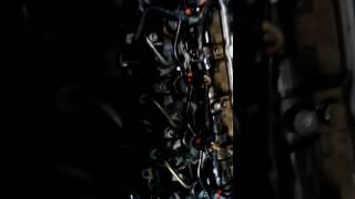 Localisation  bruit de claquement moteur 1.9 dci