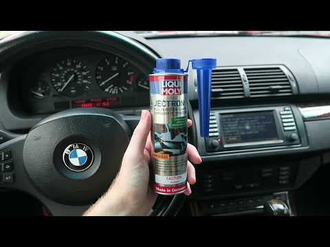 Liqui Moly Jectron Fuel Injector Cleaner Review for BMW Does It Work?