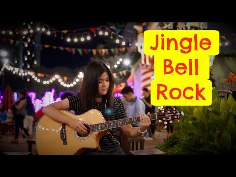 Jingle Bell Rock - Josephine Alexandra | Fingerstyle Guitar Cover