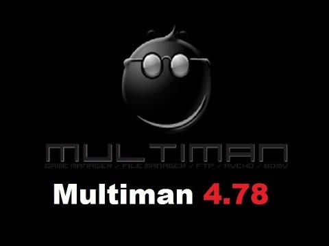 MULTIMAN PS3 ULTRA SLIM TÉLÉCHARGER