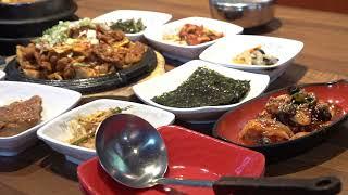 손님이 끝이지 않는 우렁쌈밥맛집 Korean stree…