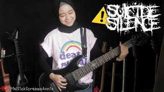 Suicide Silence - Genocide   Mel cover