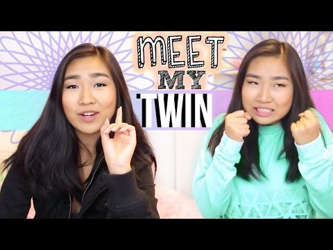 Meet my twin sister! | JENerationDIY #quesJEN