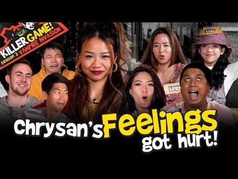 Killer Game S3EP7 Chrysan's Feelings Got Hurt