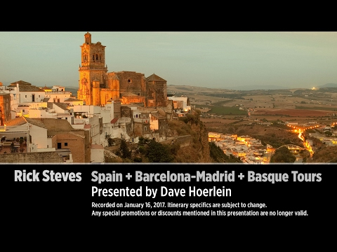 Test Drive a Tour Guide: Spain, Barcelona-Madrid, and Basque