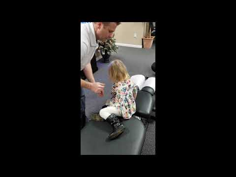 Alexander Chiropractic Child Adjustment Video