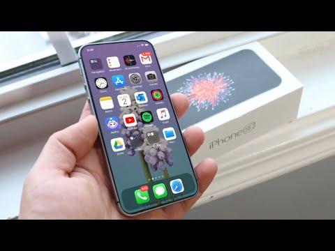 iPHONE SE 3 - YouTube