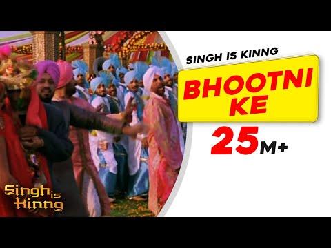 Bhootni Ke | Singh Is Kinng | Akshay Kumar | Katrina Kaif | Daler Mehndi