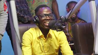 Dont Laugh Alone.. Yaa Kolo Freestyle With Chris Ross