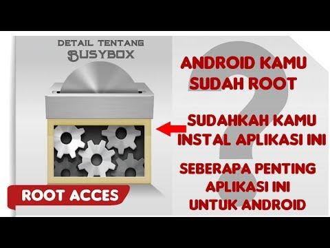 Seberapa Penting Busybox Di Android