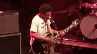 Benjamin Booker - Old Hearts (HD) Live In Paris 2014