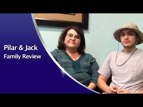 Pilar And Jack Love Sovereign's Family Therapy - Family Review On Dual Diagnosis Treatment