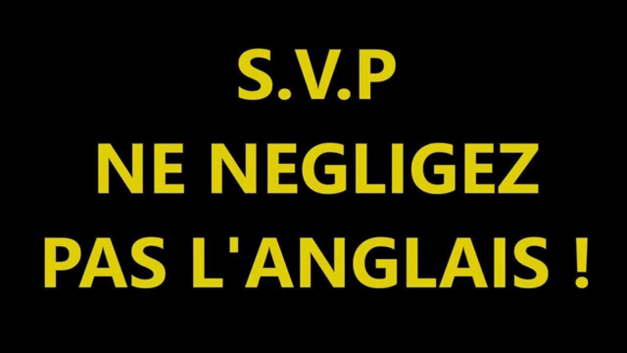 parler anglais sans effort