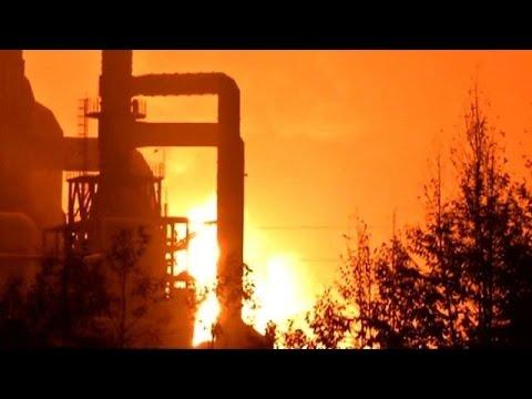 Explosion at China chemical plant injures three