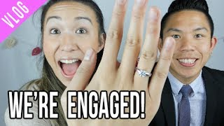 BOYFRIEND PROPOSED💍, WE'RE ENGAGED, now my FIANCE!!!