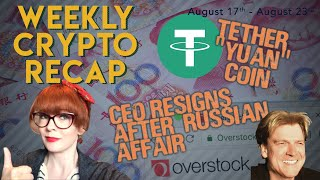 Libra antitrust probe, tether to launch yuan stablecoin, Byrne resigns, and more!