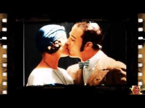 "Natacha Rambova~Rudolph Valentino~Tango ""Poema""~ Orquesta Francisco Canaro~"