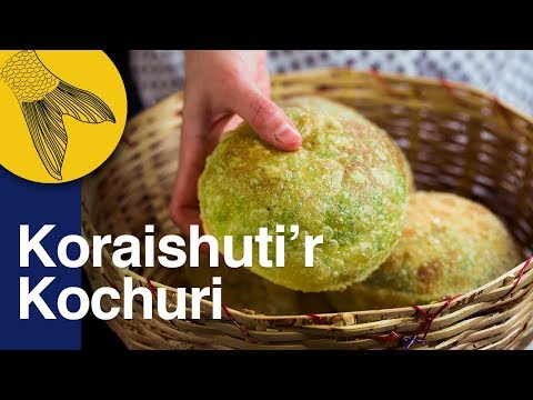 Download Youtube: Koraishutir Kochuri Recipe–Green Peas-Hing Kachori–Motorshutir Kochuri–Bengali Vegetarian Recipe