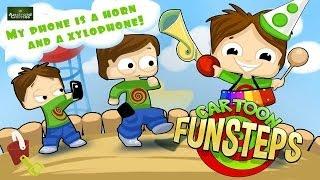 Fun Steps   Cartoon Official Trailer HD 720p