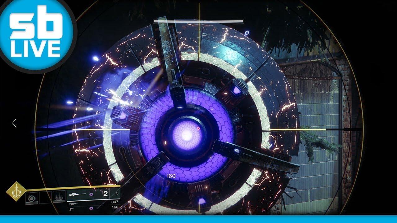 Destiny 2 - First Play Part 2