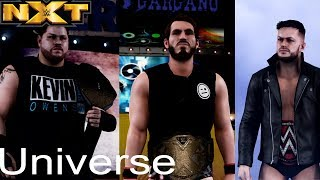 WWE 2K Universe - WWE 2K18: NXT Episode 9 thumbnail