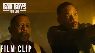 BAD BOYS FOR LIFE Clip - Good Men