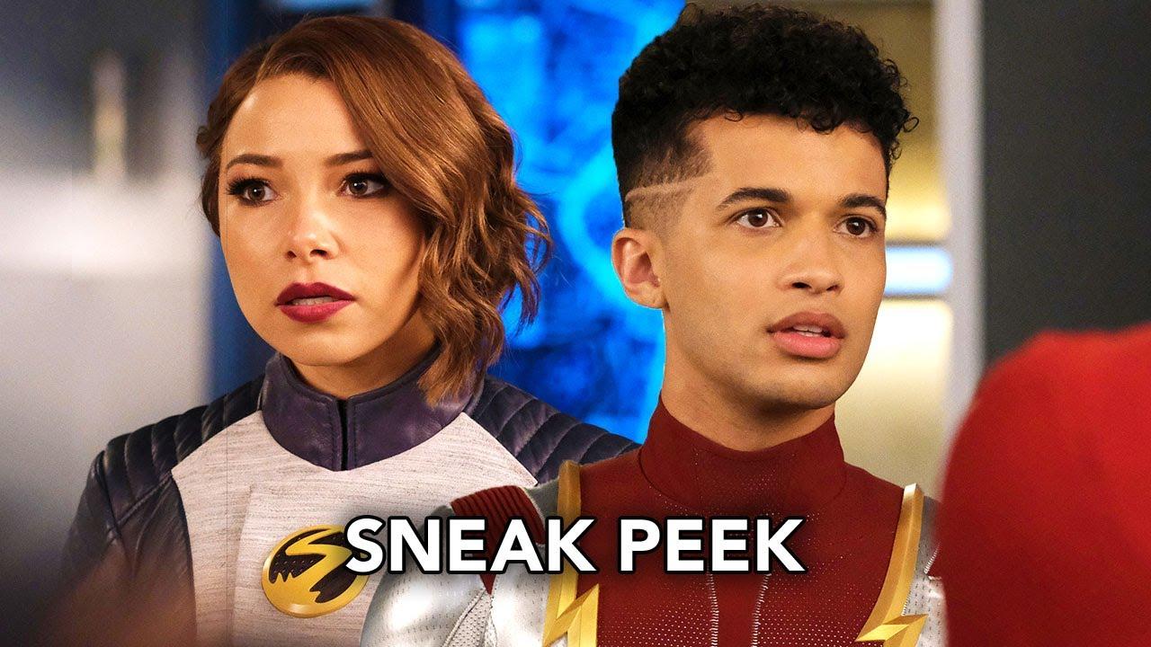 The Flash 7x17 Sneak Peek