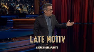 LATE MOTIV - Monólogo. Pedro Secret | #LateMotiv642