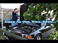 Replacing My Bmw 318ti M Sport Hood/grille Frame