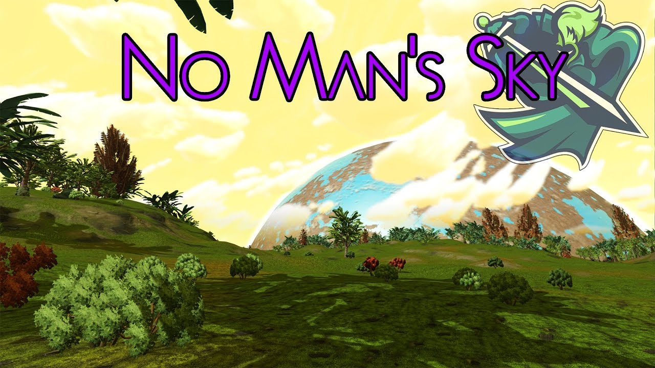 No Man's Sky 2020 gameplay, new save live stream
