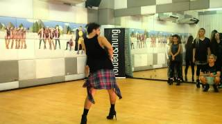 "Yanis Marshall Heels Choreography ""Body Party"" by Ciara"