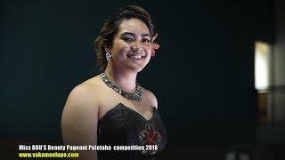 Miss Bou's Beauty Pageant Puletaha 02 - Manu Ma'ake