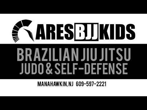 Ares BJJ Kids Judo Brazilian Jiu Jitsu Manahawkin NJ