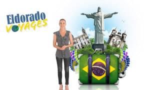 Se?jour a? la carte a? Rio de Janeiro