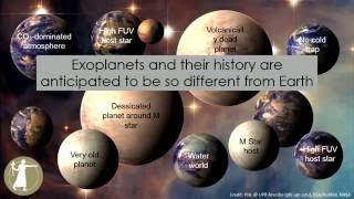 NAS Research Briefings: Sara Seager - Exoplanets and the Search for Habitable Worlds
