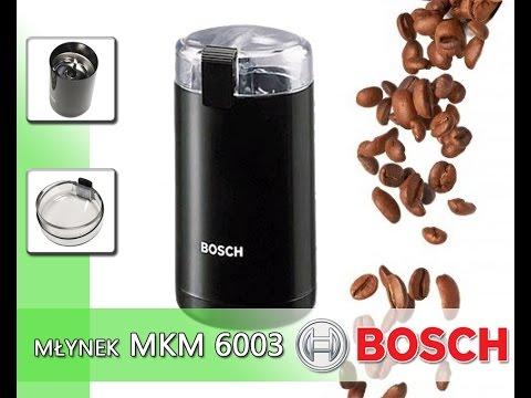 Кофемолка Bosch MKM 6003 - 180 W