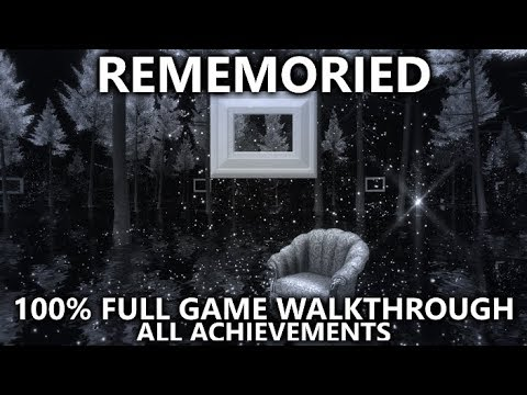 Rememoried - 100% Full Game Walkthrough - All Achievements in Under 30 Minutes!