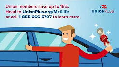 Save more with Union Plus Auto Insurance