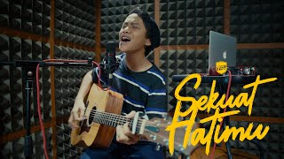 Danes Rabani - Sekuat Hatimu ( Last Child | Acoustic Cover )