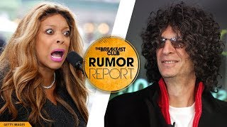 Wendy Williams and Howard Stern beef (00:09) Kodak Black falsified gun applications, arrested (02:43) DJ Khaled album documentary (03:47) Diddy going off ...