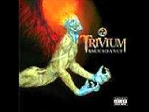 Trivium- Gunshot To The Head of Trepidation