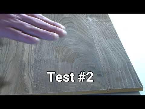 Superglue Adhesive Removal On Laminate Flooring