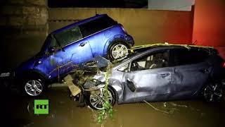 Imágenes de la devastación en Mallorca tras las mortales inundaciones