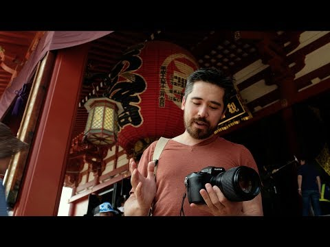 Fuji GFX-50S Hands-On Field Test (In Japan!)