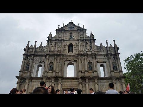 Macao city tour - 140815