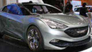Hyundai I-Flow Concept 2010 Videos