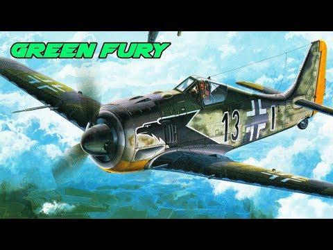 Fw 190  Defensive Techniques Tutorial I - War Thunder