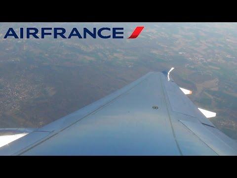 Air France Airbus A318 | Paris Charles De Gaulle to London Heathrow *FULL FLIGHT*