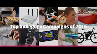 Top Crowdfunding Campaigns 2016